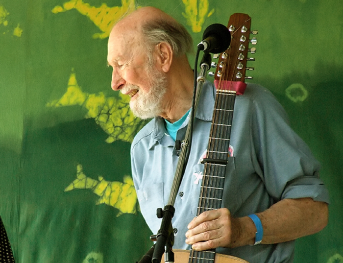 PETE SEEGERS OG MC CARTHYISMEN