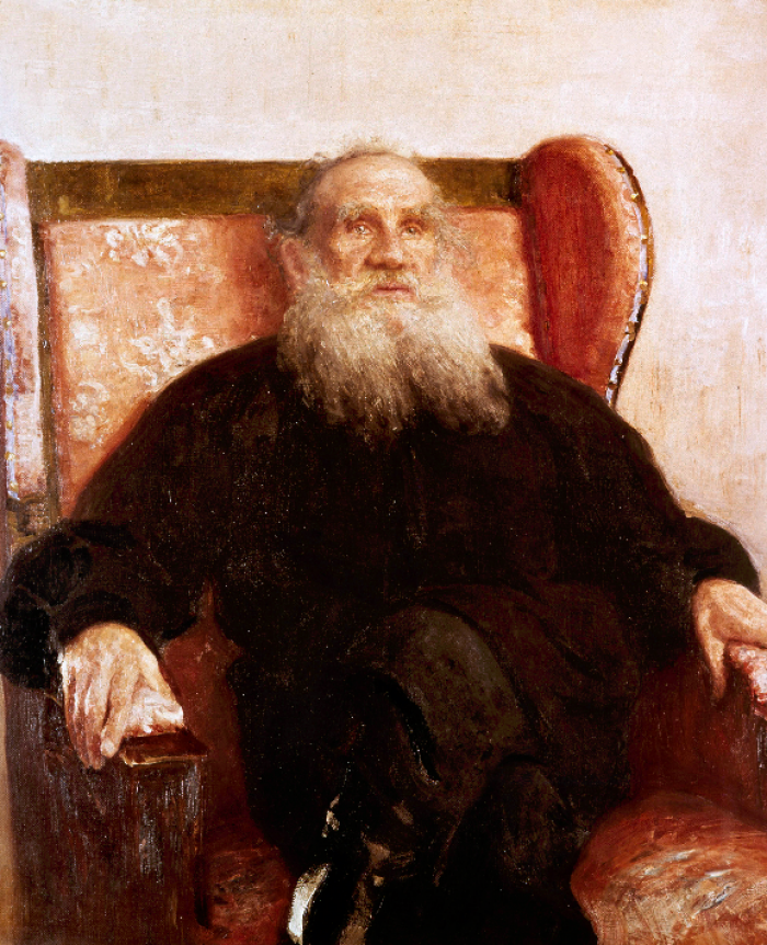 Leo Tolstoy														AP Photo